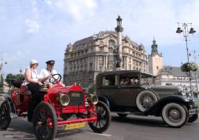 Leopolis Grand Prix - Фестиваль ретро-автомобілів