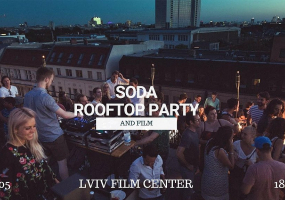 Soda Nights: Party and Film - вечірка
