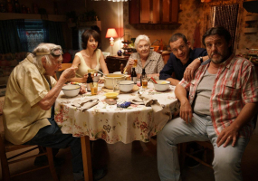 Французька комедія «Від сім'ї не втечеш»