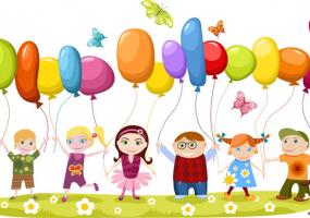 Шоу до Дня захисту дітей