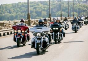 Святкування 115-річчя Harley-Davidson