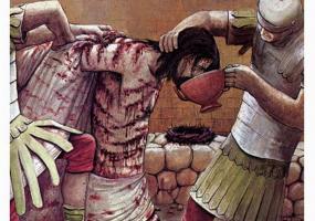 Страсті Христові - презентація книги Василя Курилика