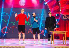 Ліга Сміху: Загорецька і Дніпро