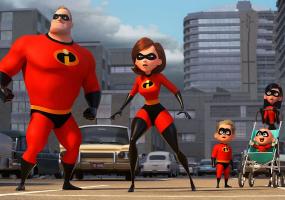 Сімейний мультфільм Суперсімейка 2