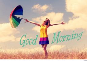 Good morning girls - зустріч для дівчат