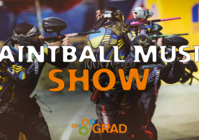 Paintball music show в Житомирі