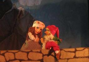 Горіхова гілочка - вистава для дітей