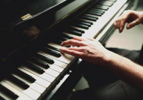 Фортепіанна релакс-музика - концерт