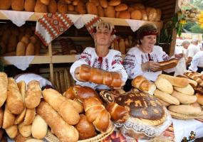 Свято хліба у Львові