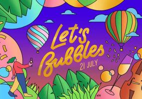 Let's Bubbles - Фестиваль ігристих вин