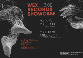 WEX Records Showcase - вечірка