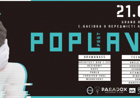 POPLAVA FEST - Фестиваль андеграундної та електронної музики