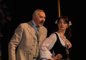 Шаріка - романтична оперета