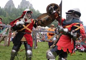 Фестиваль середньовічної культури Ту Стань!