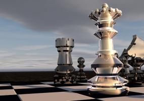 День шахматиста - вечірка у Picasso