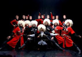 Національний балет Сухішвілі