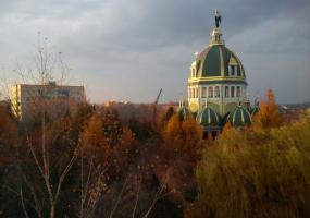 Розпорядок Богослужінь в храмі Святих Володимира і Ольги