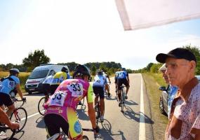 Змагання з велоспорту на шосе Тур братів Стародубів