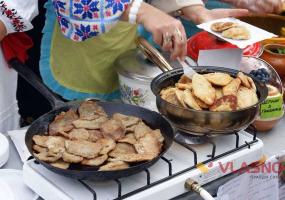 ХІІ Міжнародний фестиваль дерунів в Коростені