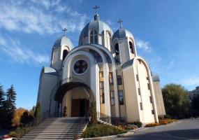 Розклад богослужінь у Церкві Матері Божої Неустанної Помочі