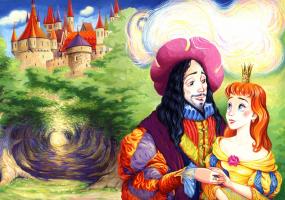 Пригоди Короля Дроздоборода, вистава для дітей