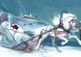 Сказка «Загадка Снежной Королевы»