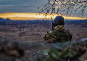 Виставка фотографій Лінія фронту. Рік 2018 Андрія Дубчака