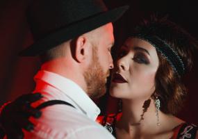 Французский поцелуй - Театральная премьера