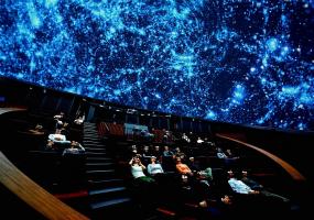 Буремна планета та Дивні супутники - Кіноподорож