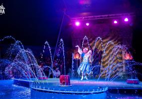 """Цирк на воді """"Shekera"""""""