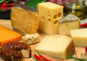 Дегустація сиру та вина