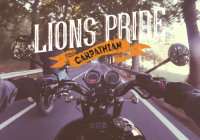 Lions Pride: Carpathians - Мото-рок фест у Карпатах