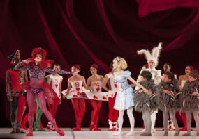 Балет «Алиса в Стране Чудес» (Балетная студия С. Антиповой)