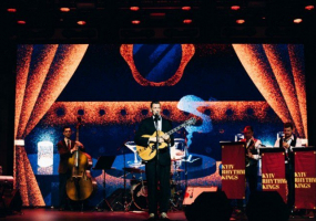 SPEAKEASY JAZZ - Музично-танцювальне ретро-шоу