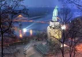 Прогулки Киевом: Третья Лысая Гора, о которой никто не знает
