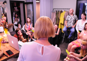 Fashion Speaking: Організація простору в гардеробі, помешканні та житті