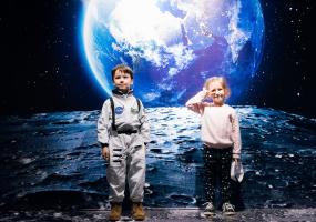 Космос Ваш - Космическая выставка-приключение для всей семьи