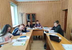 Набір у навчальний мовний центр ІБІС
