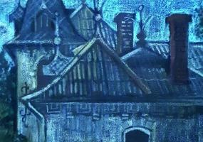 Забуті вілли - Виставка пастелей Дарії Зав'ялової