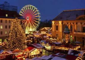 Тур-клуб Бідняжка - Найкращі різдвяні ярмарки Європи: Будапешт+Відень