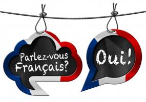 Розмовний клуб з французької мови в бібліотеці Чижевського