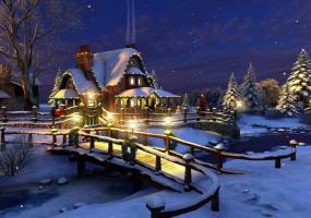 Зимняя сказка - Cпектакль