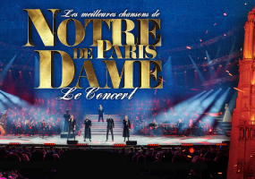 Концерт Notre Dame de Paris Le Concert