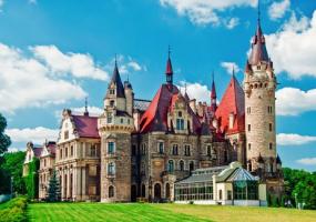 Найкращі замки Польщі + фестиваль квітів