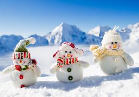 Сказка «Снежные человечки»