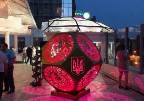 Арт-об'єкти про історію Києва на Співочому полі