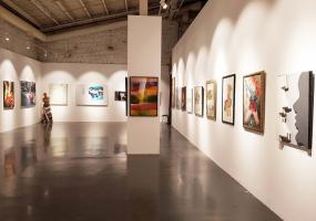 Відкриття виставки у Вінниці