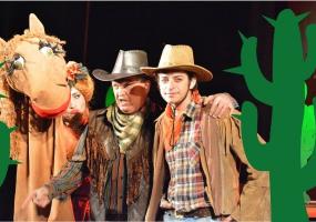 Спектакль Ну очень ковбойская история