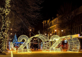 Виставка фотографій конкурсу Різдвяний Хмельницький