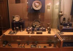 Сакральне і ужиткове олово з приватних колекцій - Виставка